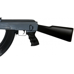 Lancer Tactical Airsoft AK-47 RIS AEG Rifle w/ Battery and Charger