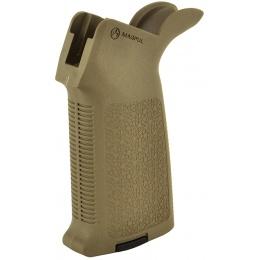 Magpul MOE Pistol Grip w/ Storage for M4 Airsoft GBBR Rifle - TAN