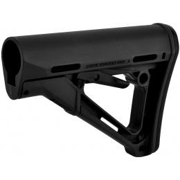 Magpul CTR Adjustable Carbine Stock w/ QD Sling Mount - BLACK