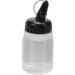 Element Extendable BB Bottle with Secure Cap - Transparent