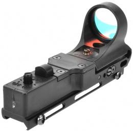 Element Airsoft 20mm Rail Mount Red Dot Reflex Sight - Black
