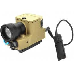 Element Advance Multi-Function Laser & Flashlight Aiming Device - Tan