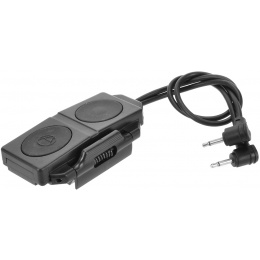 Element Airsoft Dual Remote Control for AN/PEQ-16A & M3X