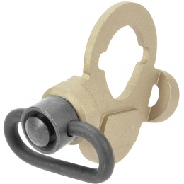 Element Dual Side QD Sling Swivel for M4/M16 Airsoft Rifle - TAN