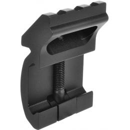 Element Gear Sector Type SF X-series 20mm Offset Rail Mount - BLACK