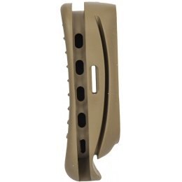 Element Airsoft AK47 Tactical Rubber Rear Stock Recoil Pad - TAN