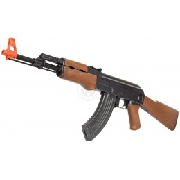 CYMA AK47 Tactical Airsoft Spring Rifle w/ Hi-Cap Magazine