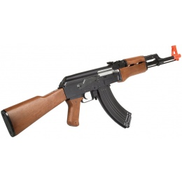 CYMA AK47 Tactical Airsoft Spring Rifle w/ Hi-Cap Magazine