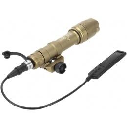 Night-Evolution Tactical LED Flashlight M600C - TAN