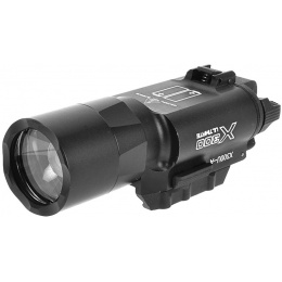 Night Evolution NE-01008 X300U Tactical LED Flashlight - BLACK