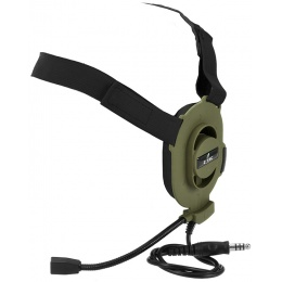Z-Tactical Z028 zSelex TASC1 Single-Sided Tactical Headset