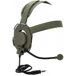 Z-Tactical Airsoft Bowman Evo III Unilateral Tactical Headset