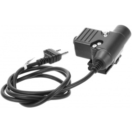 Z-Tactical Airsoft Z113 U94 Tactical PTT Device