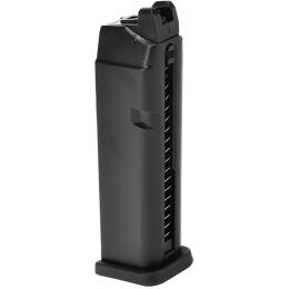 Echo1 Zev Custom Timberwolf Gas Blowback Airsoft Pistol - BLACK