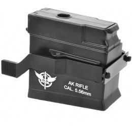 JG Airsoft M4 Magazine to AK AEG Rifle Magazine Adapter