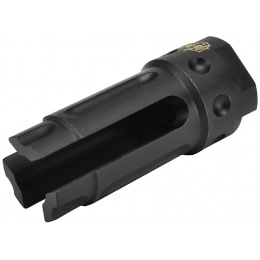 Knight's Armament Airsoft QDC Flash Hider w/ 14mm CW Threading