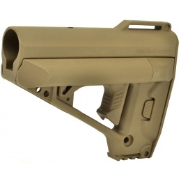 VFC M4 QRS Airsoft Crane Stock Retractable Quick Response System - TAN