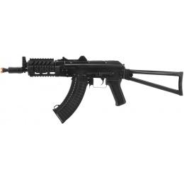 LCT Airsoft AK74 Assault Rifle AEG w/ TX Railed Handguard - Black