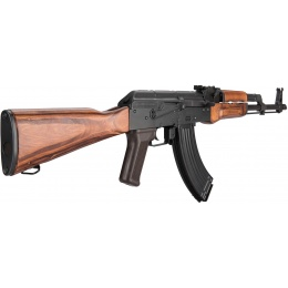 LCT Airsoft AK47 LCKM AR AEG w/ Wood Handguard - BLACK