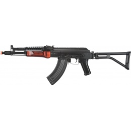 LCT G04 AK47 NV AEG Soviet Airsoft Replica w/ Real Wood Handguard