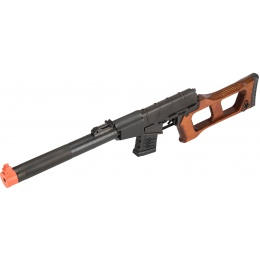 LCT VSS Vintorez AEG w/ Real Wood Stock and Upgraded Gearbox
