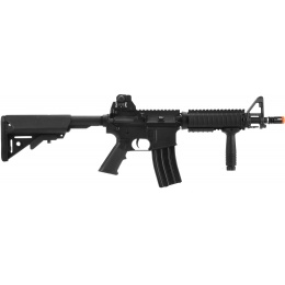 LCT Airsoft CQB SE M4 EBB Carbine Assault Rifle - BLACK