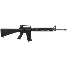 LCT Airsoft LR16A3 AEG U.S. Military M16A3 Replica - BLACK