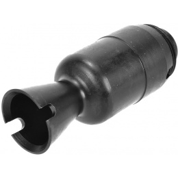 LCT AK104 Airsoft AEG Series Flash Hider - 14mm CCW