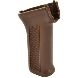 LCT Airsoft Pistol Grip for AK Series AEG - Dark Red