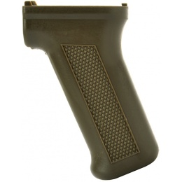 LCT Airsoft Pistol Grip for AK Series AEG - GREEN