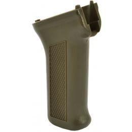 LCT Airsoft Pistol Grip for AK Series AEG - GREEN