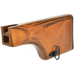 LCT Airsoft RPK NV AEG Rifle Series Wooden Fixed Stock