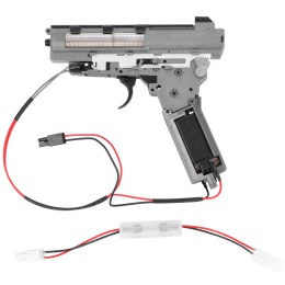 LCT Airsoft Version 3 Gearbox for Airsoft AK AEG Series