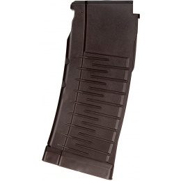 LCT AS VAL Series AEG 50 Round Standard Capacity Magazine - BROWN