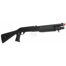DE M3 Multi-Shot Triple Burst Airsoft Tactical Shotgun - Full Stock