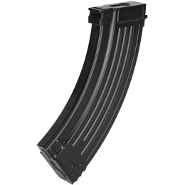 LCT Full Metal AK Series 130 Round Mid-capacity Magazine - BLACK