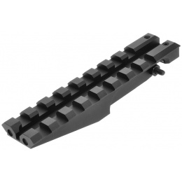 LCT Airsoft AK Rear Sight Mount Aluminum Picatinny Rail