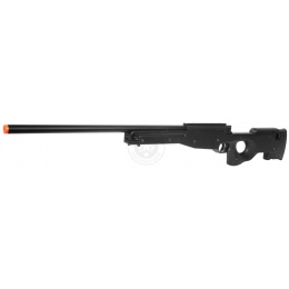 DE AWP MK96 Bolt Action Shadow Ops Airsoft Sniper Rifle - BLACK