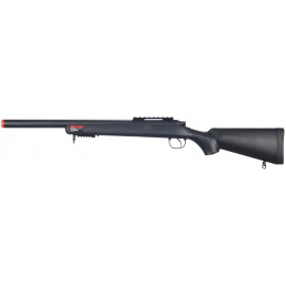 WellFire Airsoft VSR-10 Bolt Action Sniper Rifle - BLACK