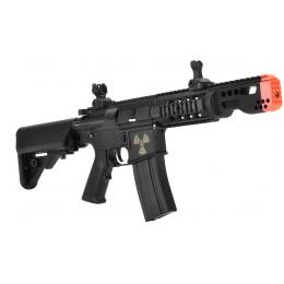 Echo1 Zombat Stryker AEG Airsoft Gun w/ RIS and Muzzle Strike Plate