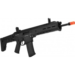 PTS Masada GBBR Airsoft Gun Gas Blowback Rifle w/ EPM Magazine - BLACK