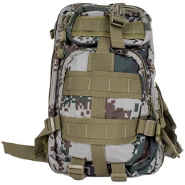 Jagun Tactical Airsoft MOLLE Outdoor Backpack - PLA TYPE 07