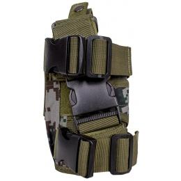 Jagun Tactical Airsoft Universal WrapLock Pistol Holster - PLA TYPE 07