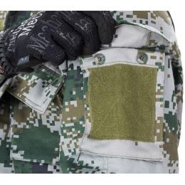 Jagun Tactical Airsoft Battle Dress Uniform BDU - PLA TYPE 07