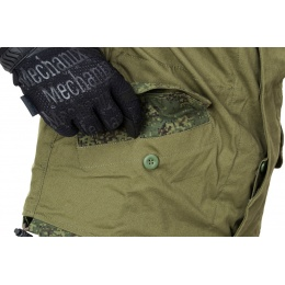 Jagun Tactical Airsoft Russian Gorka Suit BDU - DIGITAL FLORA