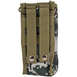 Jagun Tactical Airsoft MOLLE Large Tactical Radio Pouch - PLA TYPE 07