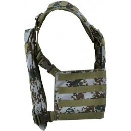 Jagun Tactical Ratnik MOLLE Plate Carrier - PLA TYPE 07
