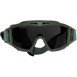 Valken Airsoft VTAC Tango Tactical Goggles - OLIVE DRAB