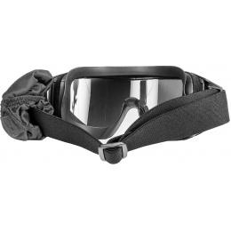 Valken Airsoft VTAC Tango Tactical Goggles - BLACK