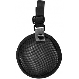 Valken Tactical 3G Wire Mesh Airsoft Ear Protector Set - BLACK